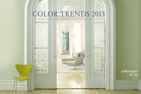 Colour Trends 2015