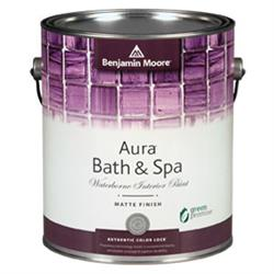 Aura Bath & Spa Waterborne Interior Paint Matte Finish 532