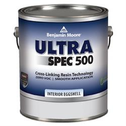 Ultra Spec 500 — Interior eggshell Finish N538