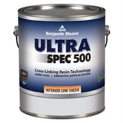 Ultra Spec 500 — Interior low sheen Finish N537