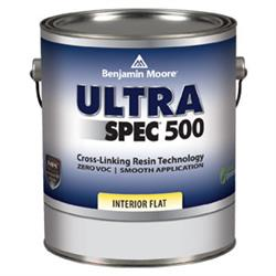 Ultra Spec 500 — Interior Flat Finish N536