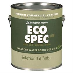 Eco Spec®wb Interior Latex Flat Finish N373