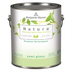 Natura Waterborne Interior Paint Semi-Gloss 514