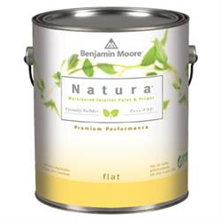 Natura Waterborne Interior Paint Flat 512
